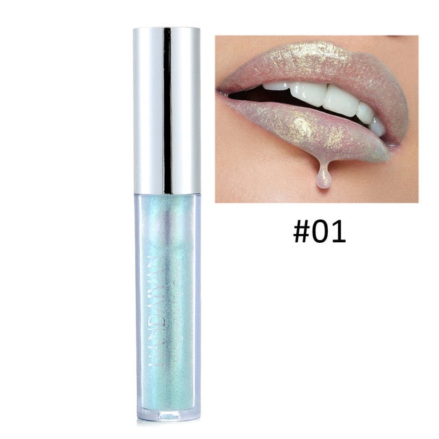 Handaiyan Holographic Liquid Lip Gloss Color