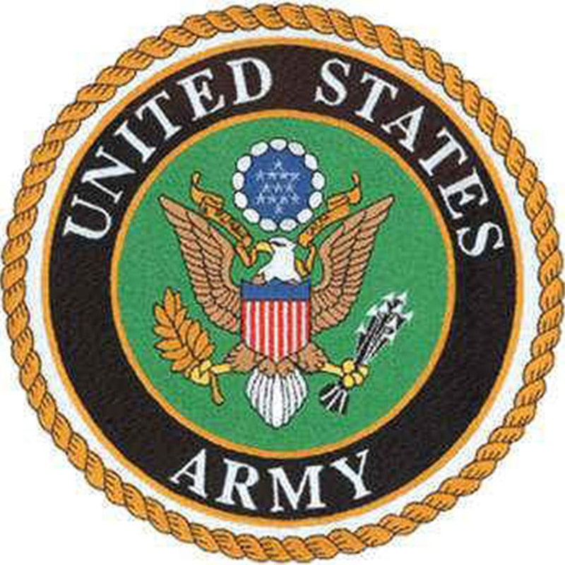 DIY Diamond Painting US Army Emblem - craft kit
