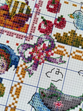 DIY Counted Cross Stitch Fox and Rabbit- thread craft kit