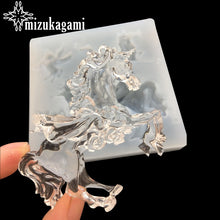 1pc Silicone Resin Mold Unicorn