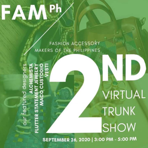 FAMph 2nd Virtual Trunk Show