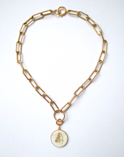 Mother and Child Layering Necklace