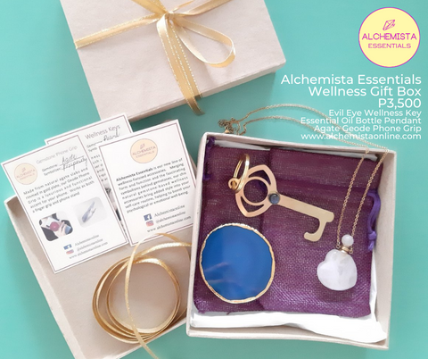 Alchemista Essential Wellness Gift Box