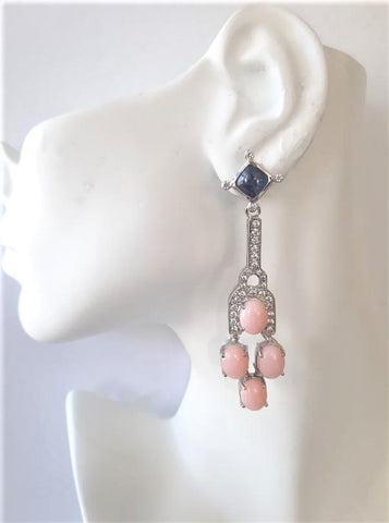 Art Deco 1 Twinset Earrings