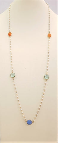 Beachside Station Necklace