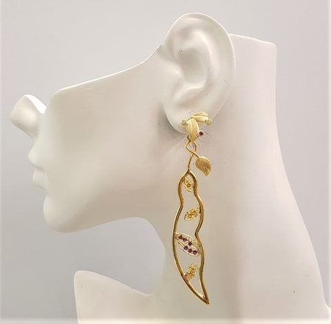 Chicharo 2 Twinset Earrings