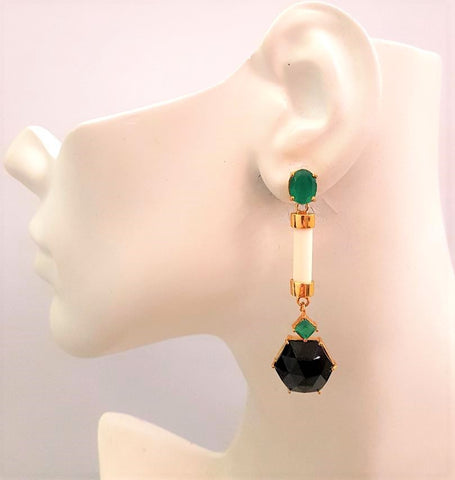 Dusseldorf Twinset Earrings