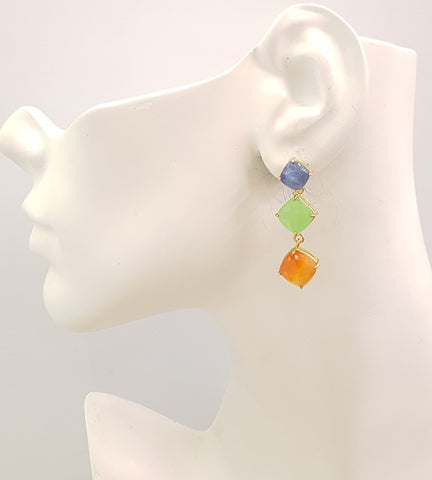 Martine 2 Twinset Earrings