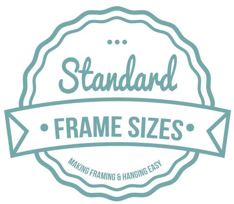 Tips For Framing Your Prints. – Fizzy Pop Designs