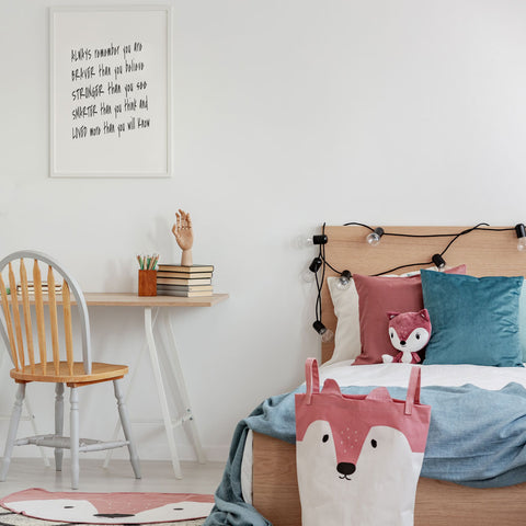 Always Remember Kids Room Print