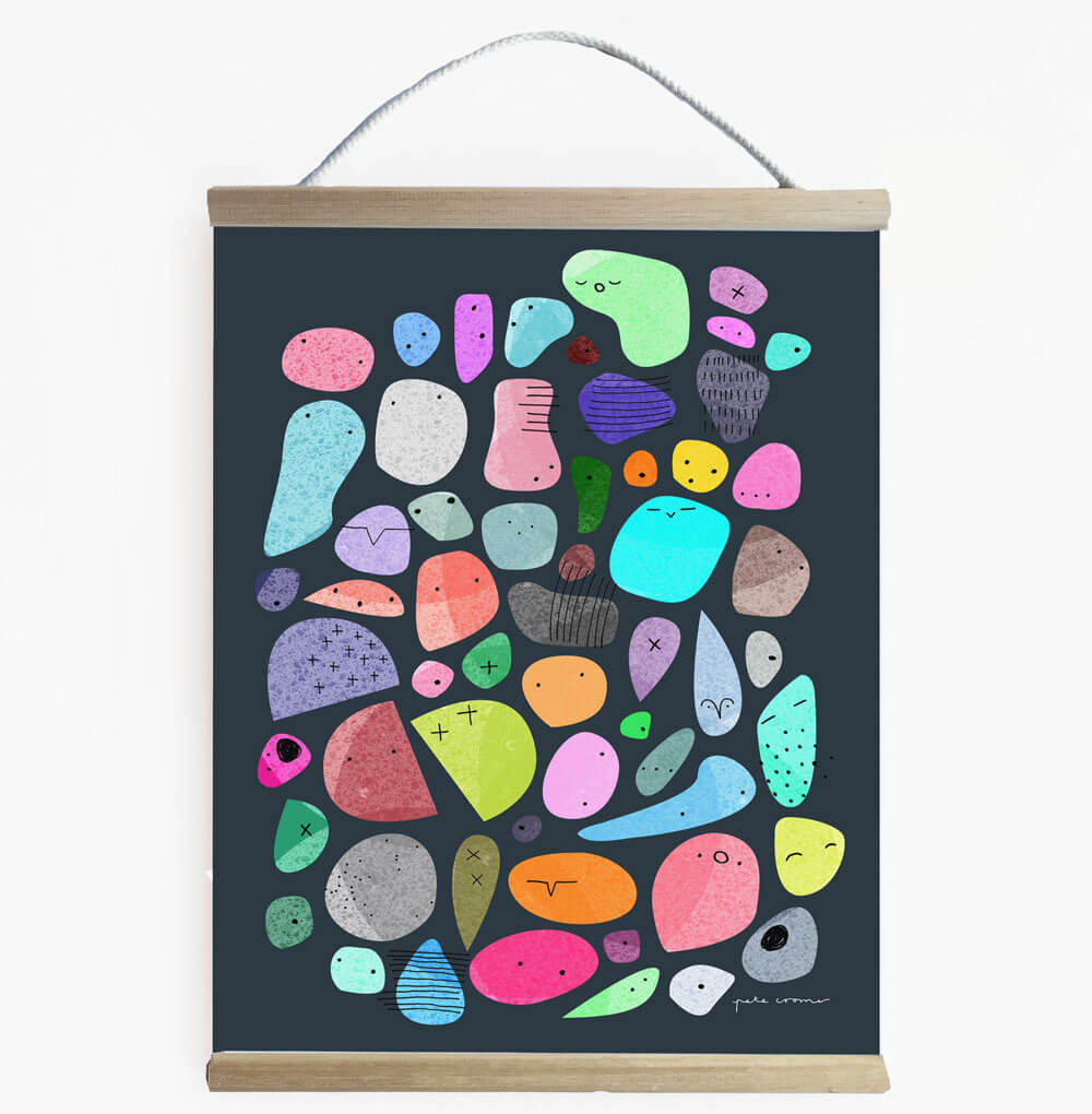 Battles Colourful And Fun Wall Banner For Boys Room