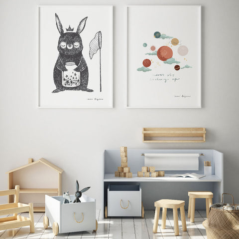 Create A Stars And Planets Themed Kids Room