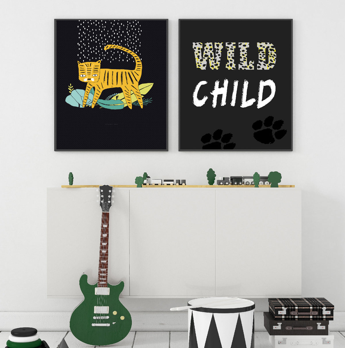 Create A Wild Inspired Room For Your Child