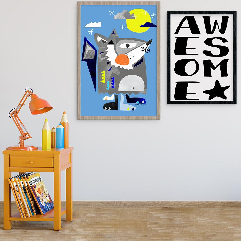 Cool Wall Art For Boys