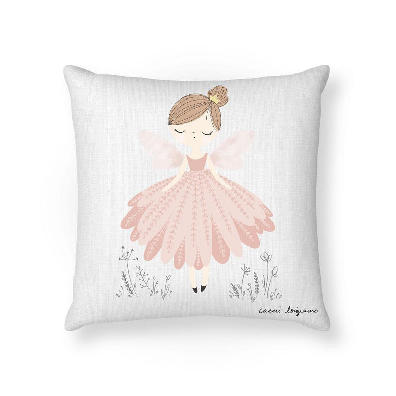 Made To Order Cushion Cushions Fairy Cushion nursery art kids wall art