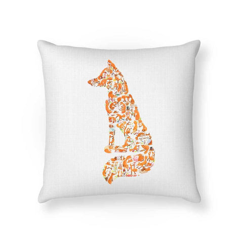 Made To Order Cushion Cushions Fox Cushion nursery art kids wall art