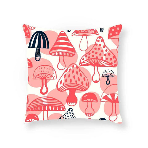 Made To Order Cushion Cushions Little Miss Red Cushion nursery art kids wall art