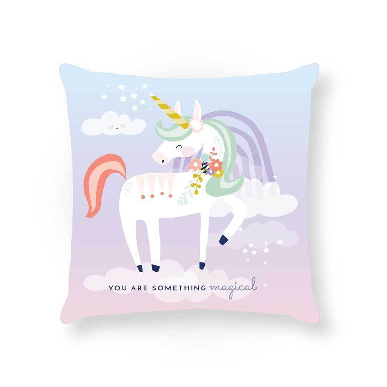 Made To Order Cushion Cushions Unicorn Cushion nursery art kids wall art