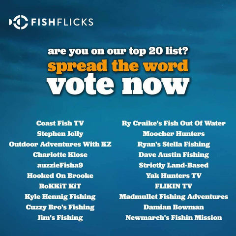 FISHFLICKS TV COMPETITION
