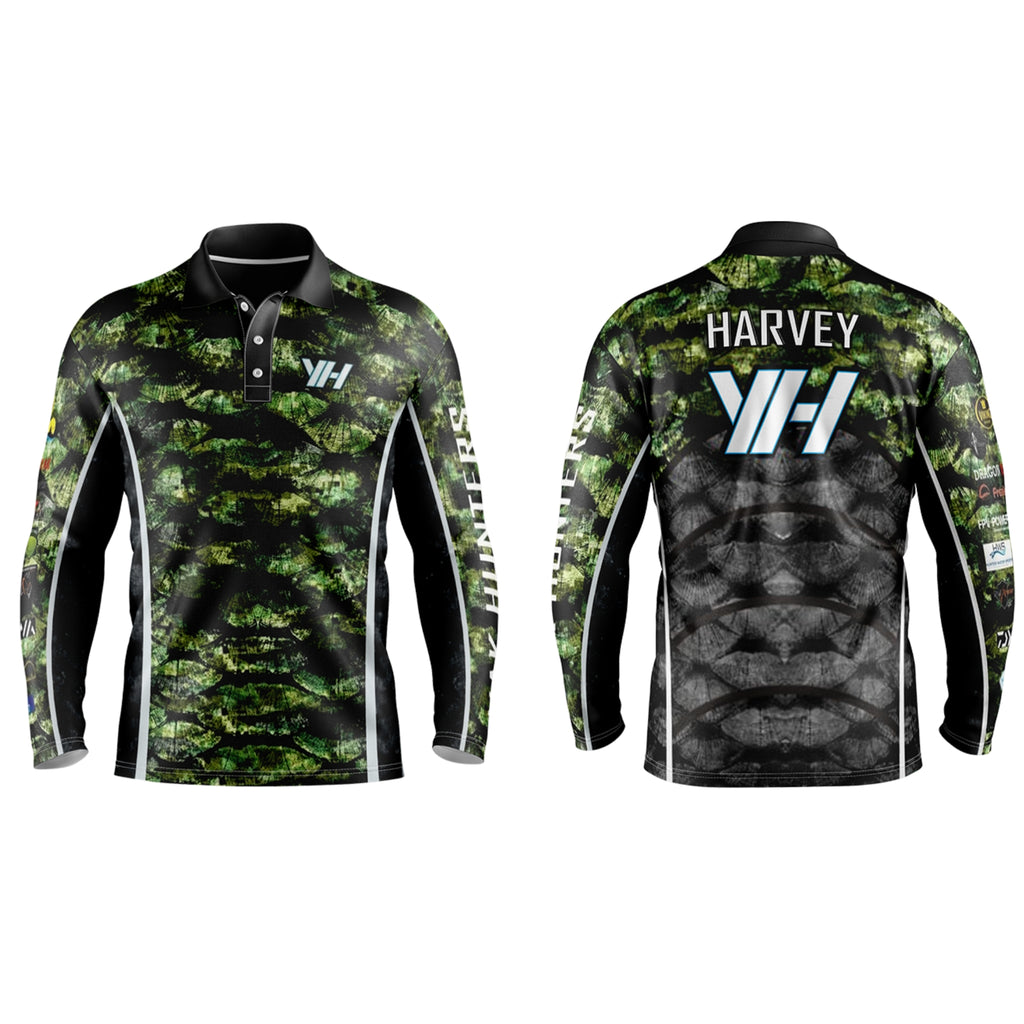 KIDS Yak Hunters VORTEX Fishing Shirts (Tacticool) - Yak Hunters Australia