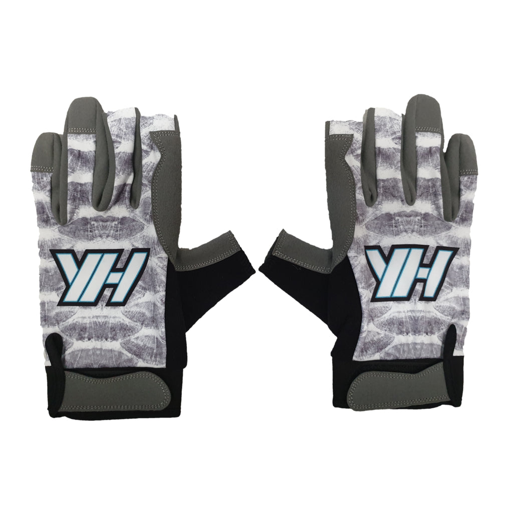 YAK HUNTERS 3/5 GLOVES - Yak Hunters Australia