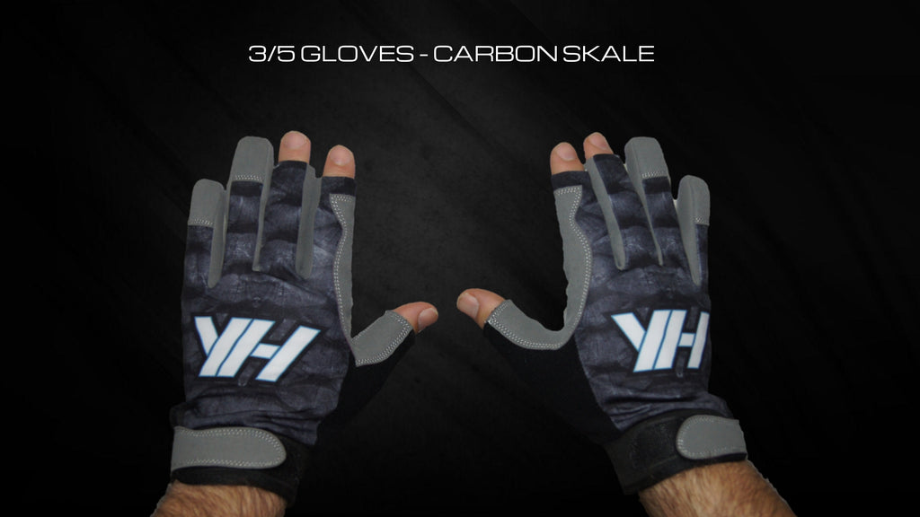 YAK HUNTERS 3/5 GLOVES