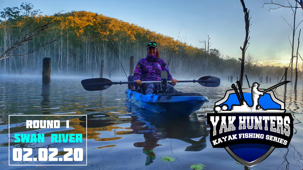 2020 Yak Hunters Kayak Fishing Series - Series 3 - Yak Hunters Australia