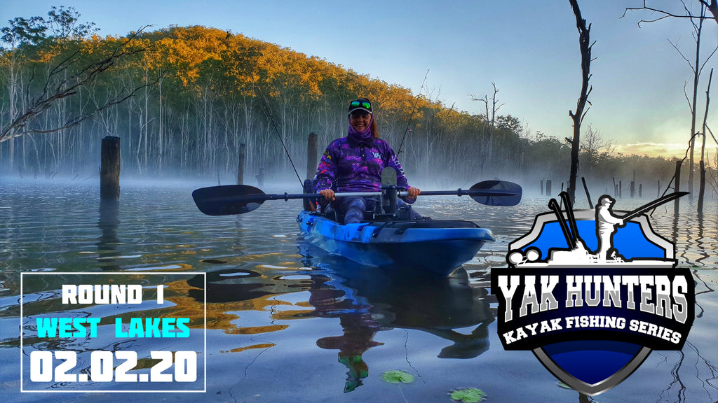 2020 Yak Hunters Kayak Fishing Series 3 - Yak Hunters Australia
