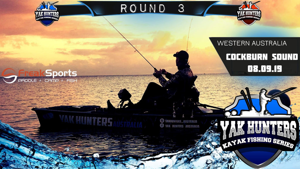Yak Hunters Kayak Fishing Series