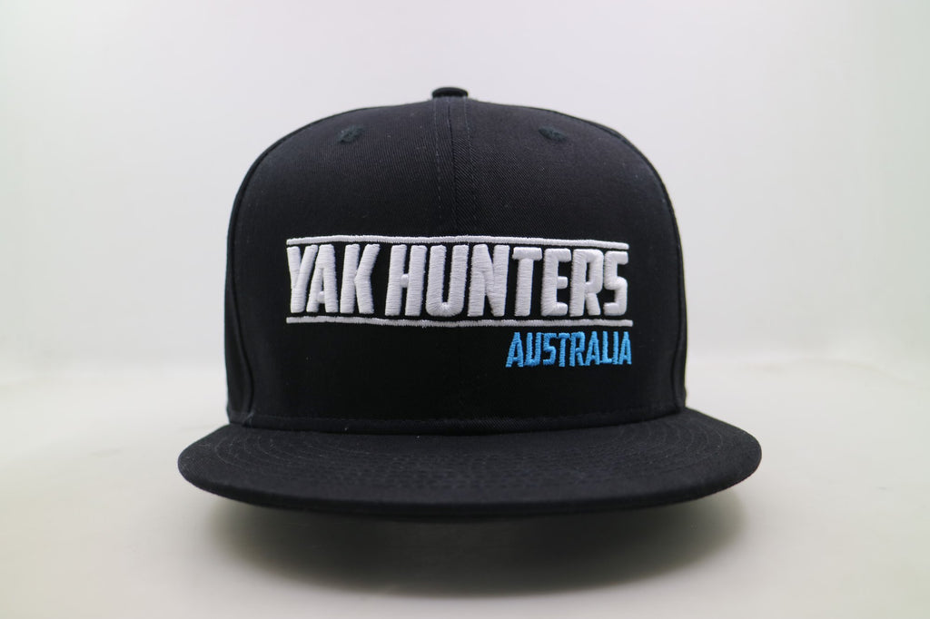 SNAP BACK HATS - Yak Hunters Australia