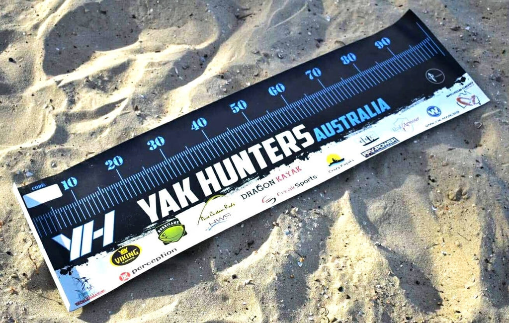 The Yak Hunters Brag Mat - Yak Hunters Australia
