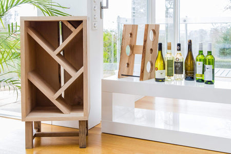 Forest to Home Give Away Luxury Wine Racks