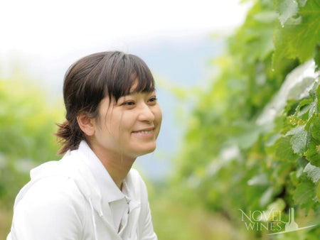 Ayana Misawa - Grace Winery's pioneering female winemaker