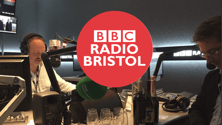 Ben Franks talks to Jonathan Ray on BBC Radio Bristol