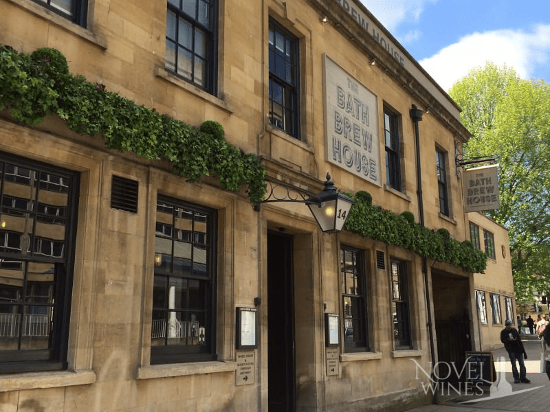 The Bath Brew House named official sponsor for Novel Wines webseries