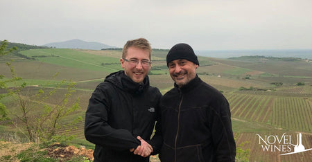 """I consider myself a viticulturist"" - Meeting Dr Endre Demeter in his Winter Tokaj Wonderland for Furmint February 2021"