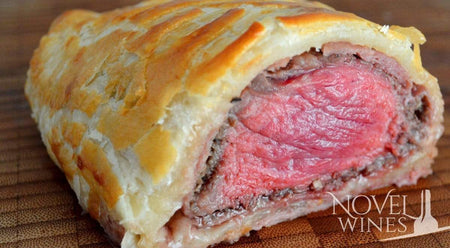 A recipe for classic Beef Wellington