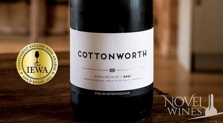 Cottonworth Wins Gold at the IEWA Awards