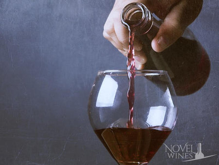 Novel Wines - a guide to drinking red wine