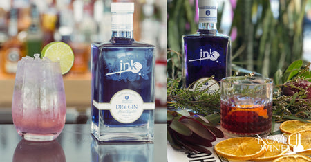 Ink Gin by Husk Distillery