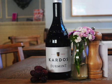 Wine of the month: Kardos Dry Furmint 2017