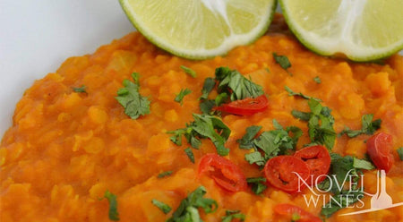 Indian Coconut Dahl Recipe
