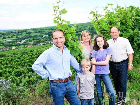 Meet the Rabl family from the Austrian Weingut Rabl winery