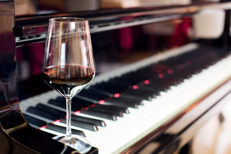 Taking In The Notes: The Beauty Of Wine & Music Pairings