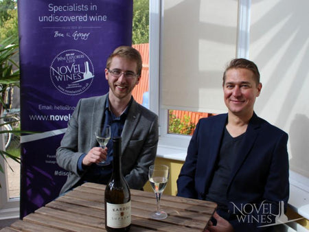 Novel Wines celebrates first birthday
