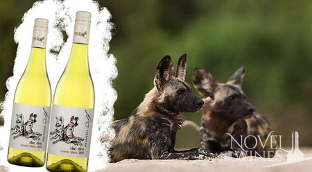 Painted Wolf The Den Chenin Blanc now £9.95