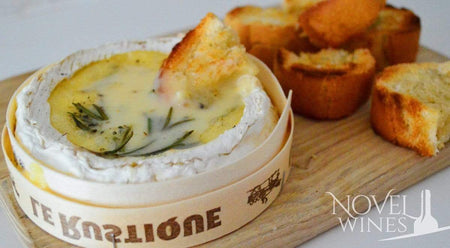 Baked Camembert with Rosemary recipe
