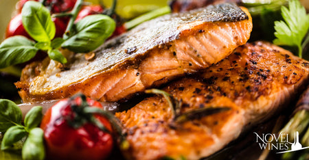 How to pair wine with salmon this Christmas