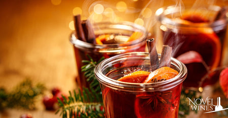 Truly Novel Mulled Wine Recipe