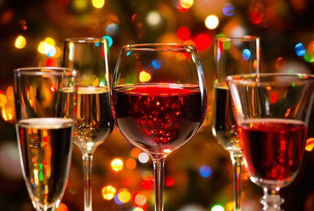12 Days Of Christmas, 12 Days Of Wine